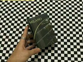 milano侧推黑米兰外烟