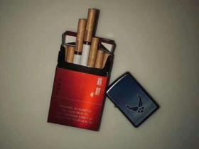 出口黄鹤楼论道香烟
