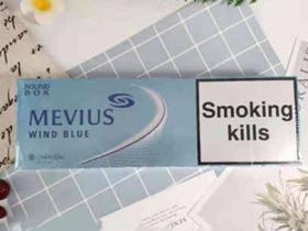 mevius欧盟七星柔和4毫克外烟