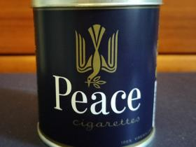 peace和平无嘴香烟 (罐装)