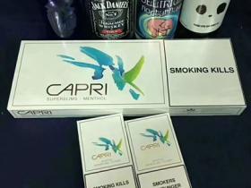 capri卡碧香烟