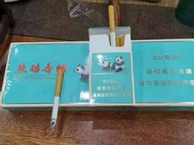 熊猫硬经典香烟